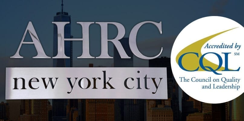 AHRC New York City and the Council on Quality and Leadership
