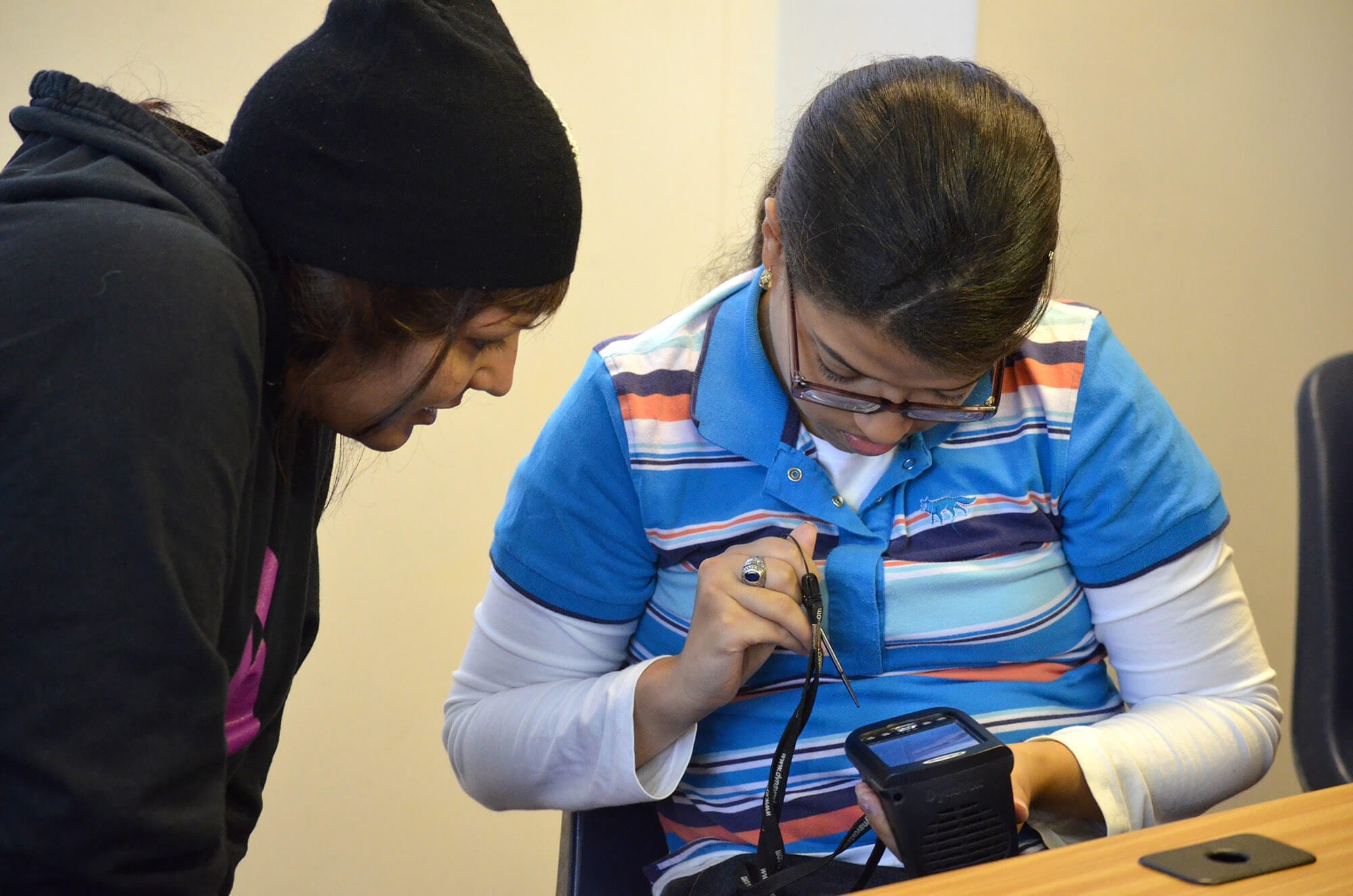 Technology Facilitating Communication