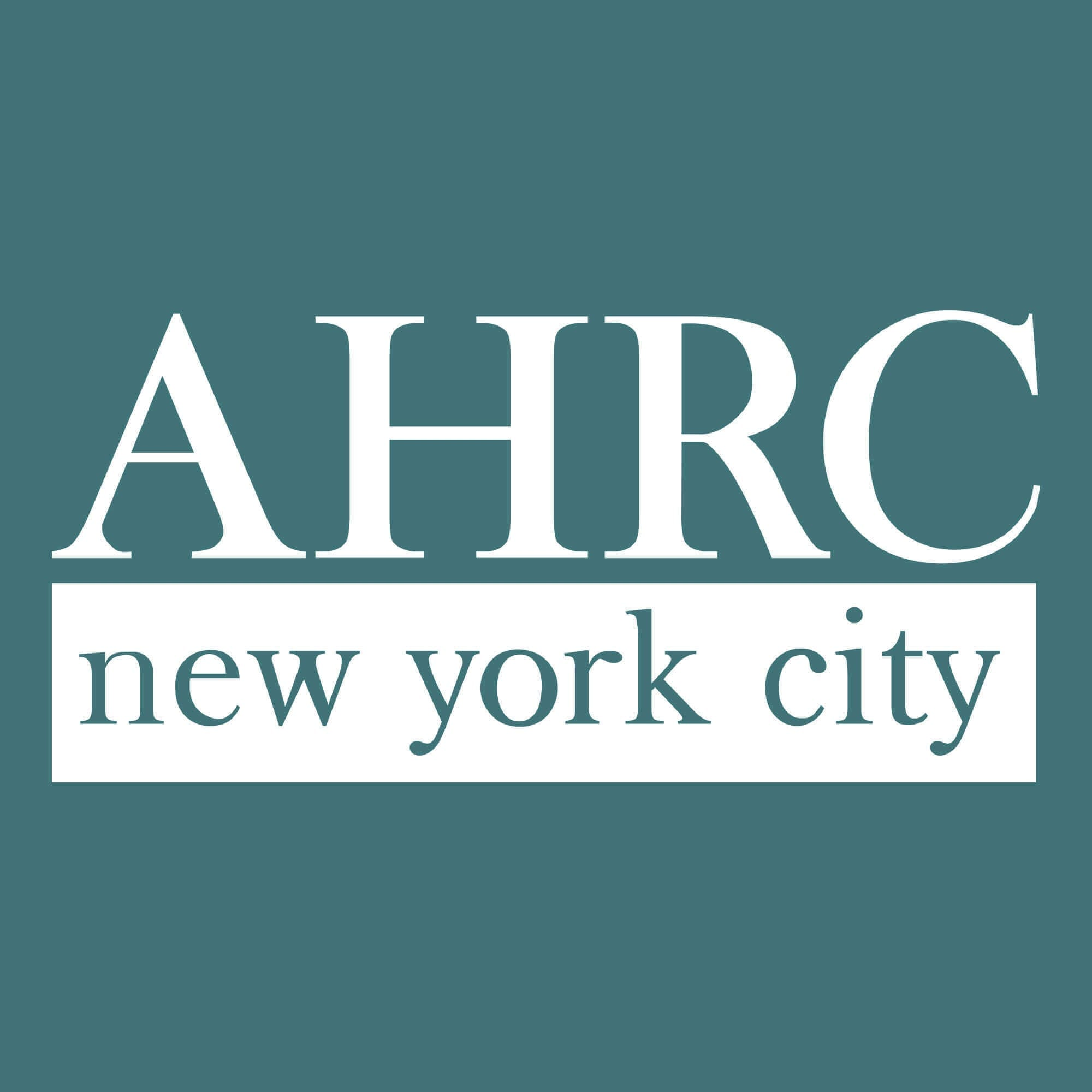 Image result for AHRC logo