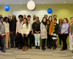 AHRC NYC's Second Annual Social Work Intern Luncheon