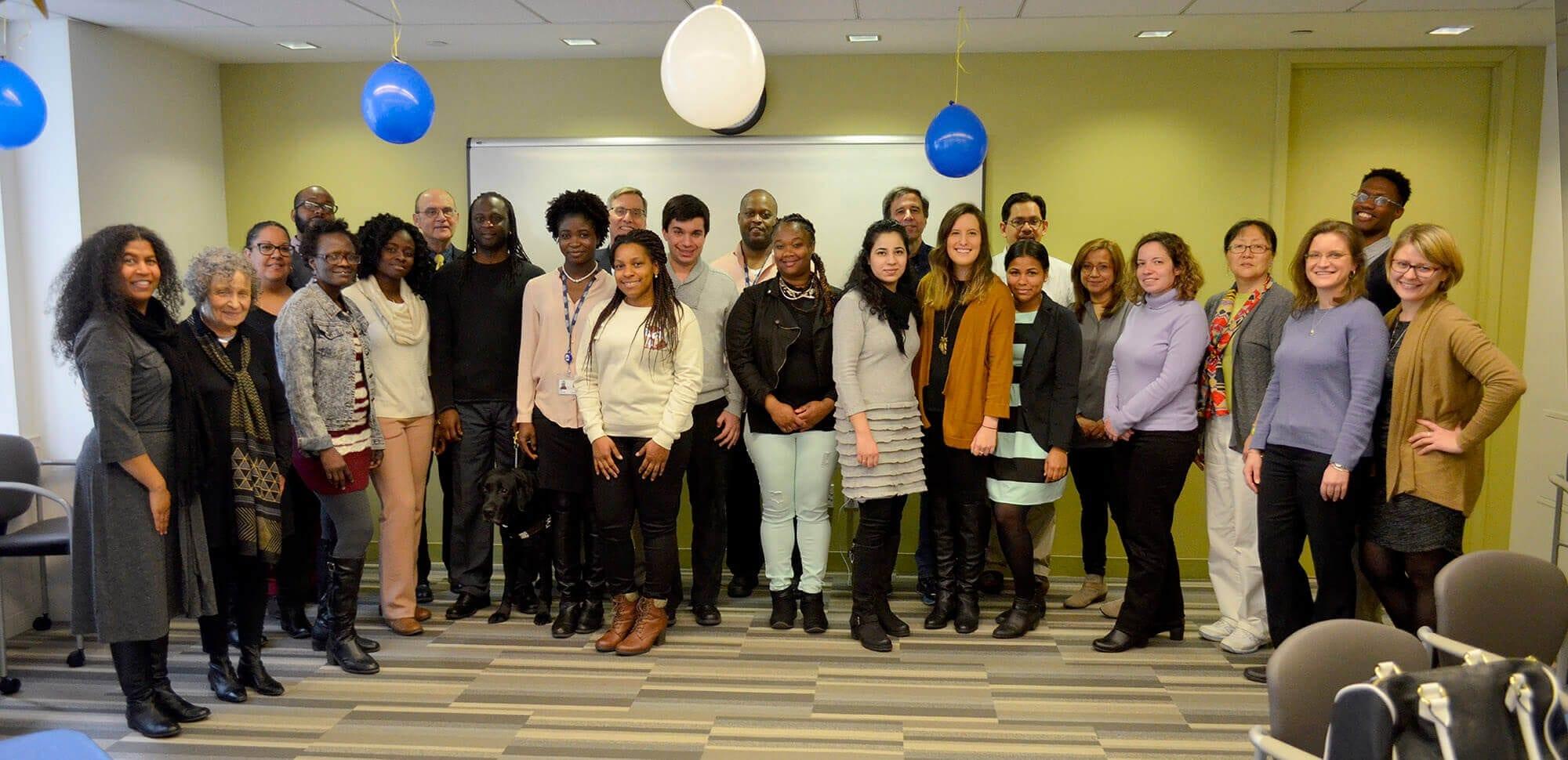 AHRC NYCs Second Annual Social Work Intern Luncheon – Social Work Intern Job Description