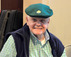 Cyril Weinberg Adult Day Center Celebrates Spring's Arrival