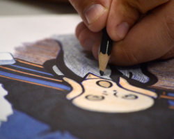 Pride by Design: Jabriel Perez Creates Artwork to Celebrate People with Disabilities
