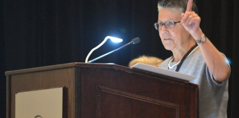 Laura J. Kennedy re elected as President of NYSARC Inc. for a third consecutive one year term