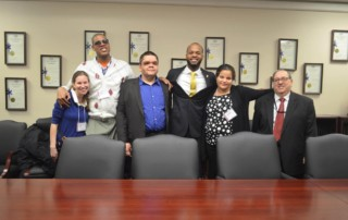 Anthony S. Cantore, Policy Advisor, Senator Martin J. Golden, 22nd Senate District with Self Advocates