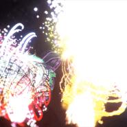 Sceen capture from Cory Tyler's virtual Tilt Brush canvas 06