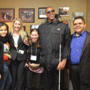 Self Advocates with Christine Schoeffler, Committee Clerk, Senator Andrew Lanza, 24th Senate District
