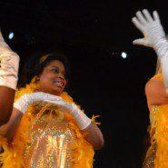 A Broadway performance