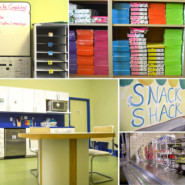 MHS's Copy Center, Snack Shack, and Life Skills Room