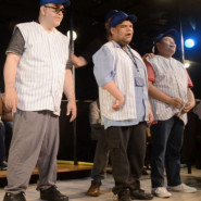 Performing songs from the musical, Damn Yankees