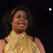 Silvana Duncan danced to the choreography