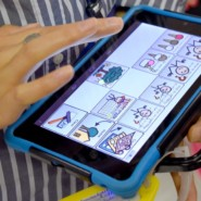 Alternative and Augmentative Communication devices allow the user some customization options