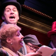 Actor Gavin Creel played Bob Cratchet in the musical