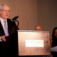 Josh Hirsch receives AHRC NYC's Anne Kraus Award