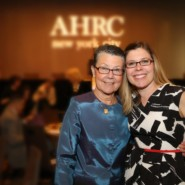 Laura J. Kennedy, President of The Arc New York with daughter, Lindsay Hyland of AHRC NYC's Sibling Committee