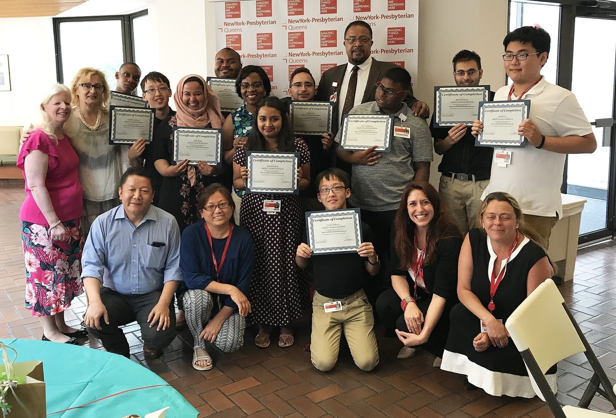 Project Search Graduations Take Place Across All Five Boroughs