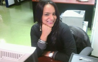 Johanna Milian Vargas, Higher Education Support Professional, AHRC NYC