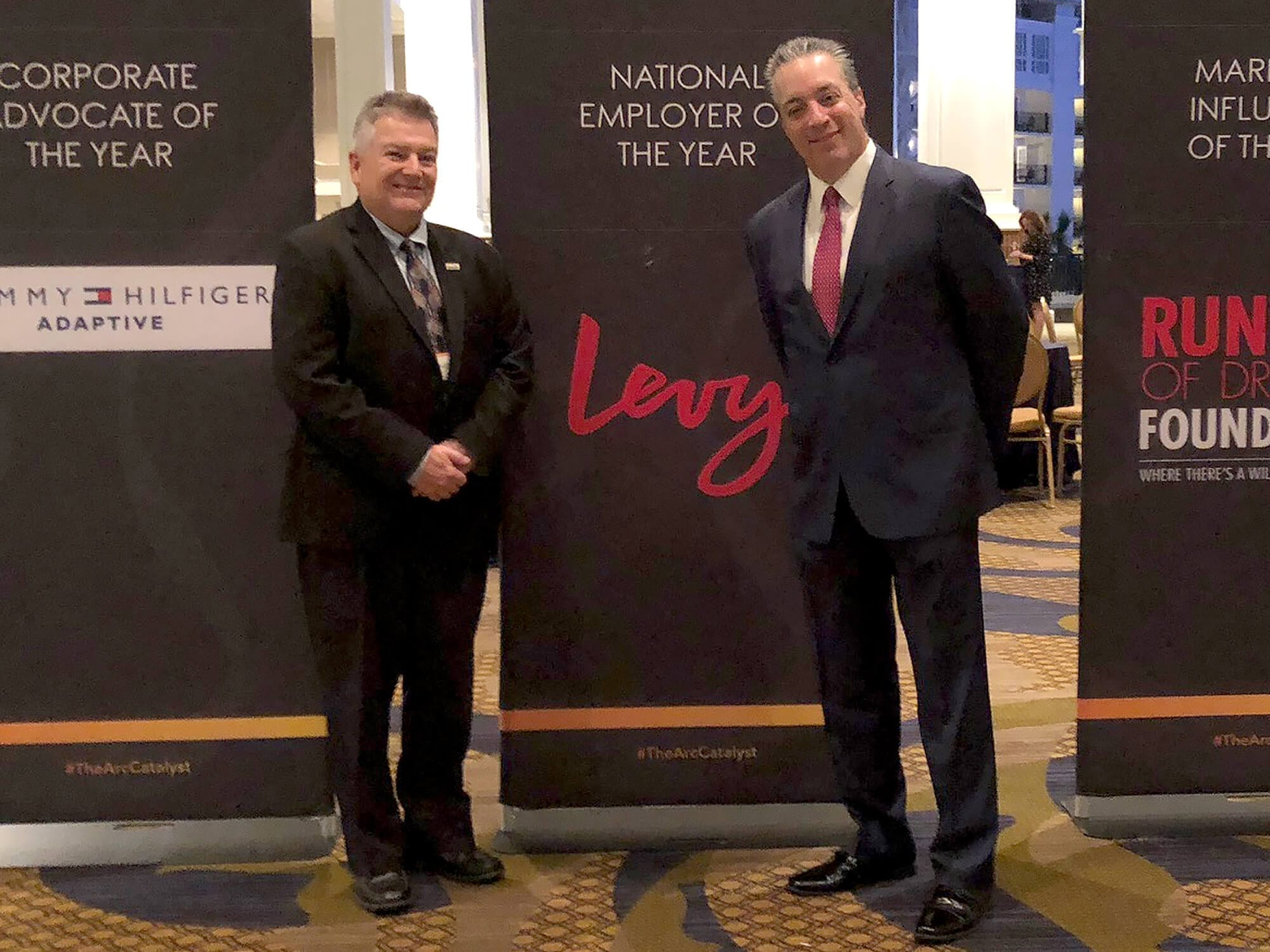The Arc Recognizes Levy Restaurant Group as National
