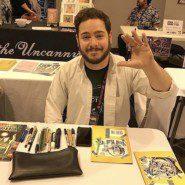 Ben Granoff, Art Consultant, teaches the art of comic book creation at ArTech