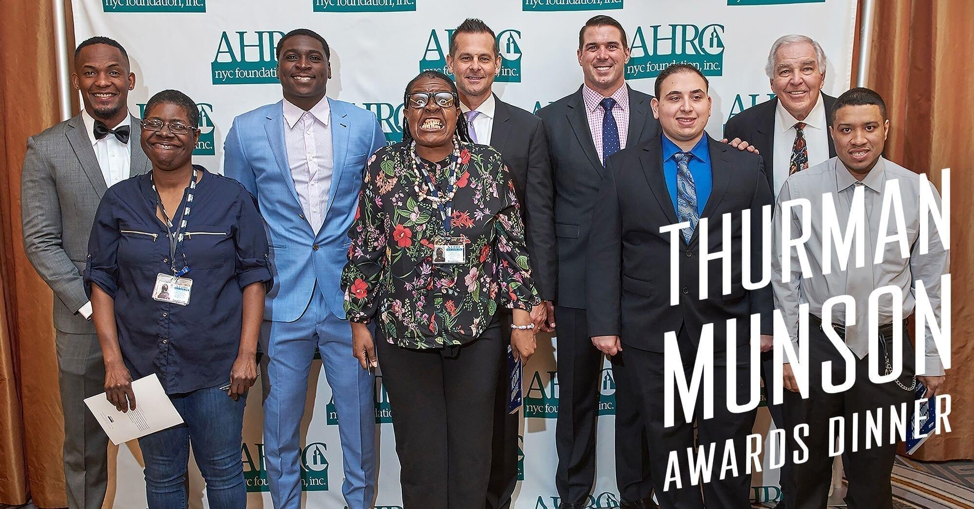 The 39th Annual Thurman Munson Awards Dinner