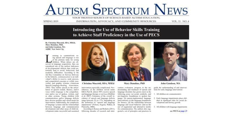 Educational Servicesa Article on ASN