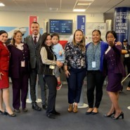 For the 6th consecutive year, AHRC NYC collaborated with Delta Airlines, the Port Authority of New York and New Jersey, and the TSA to hold Wings for Autism at LaGuardia airport
