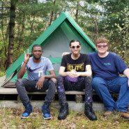Jermaine Hawkins, Frank Costanz, and Daniel Schubert