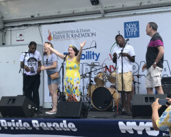 AHRC NYC Takes Center Stage at Disability Pride Parade