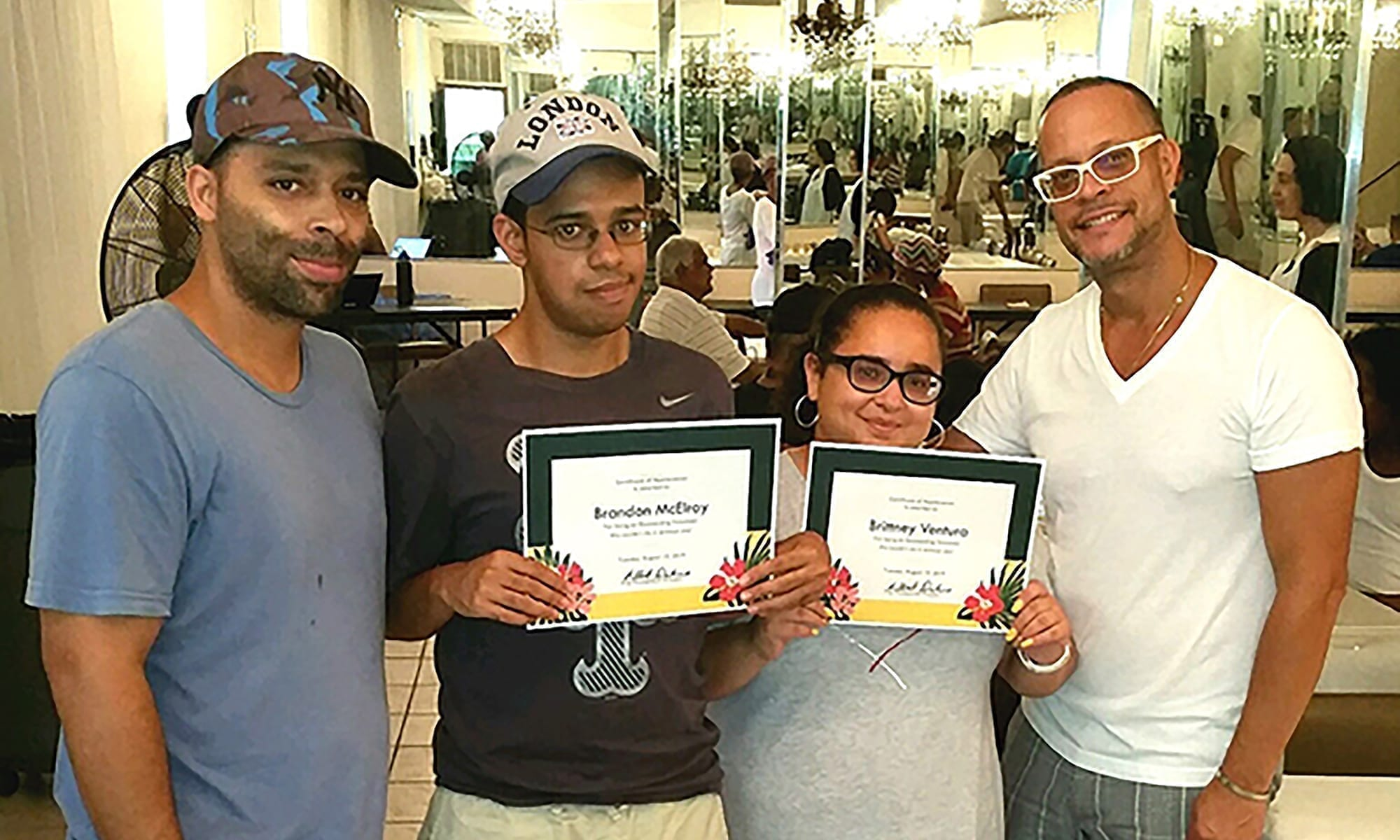 Bronx Futures Honored by Momentum Project