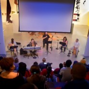 Dane Brandt Lubart's performance of My Life on the Spectrum at BRIC was held in front of dozens of Dane's EBS Brooklyn colleagues.