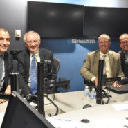 Dr. Amr Moursi with guests of the Dental Health Show on Sirius XM