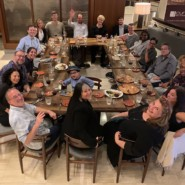 AHRC NYC employees and their family and friends enjoyed dinner togrther in Washington DC.