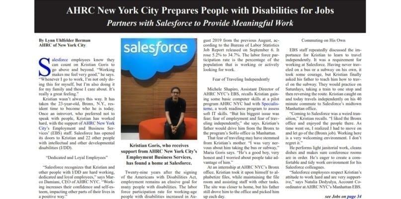 ASN Salesforce article