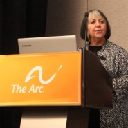 Dr. Harriet Golden Receives The Arc's Lifetime Achievement Award