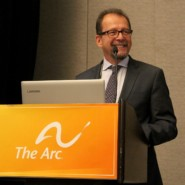 Marco Damiani at The Arc's 2019 National Convention in Washington D.C.