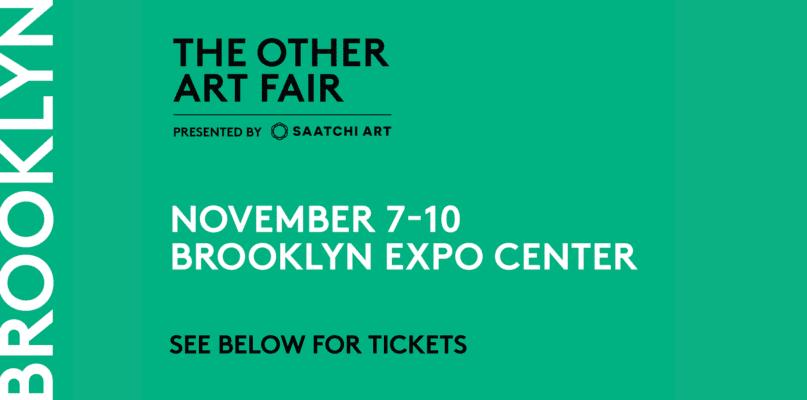 The Other Art Fair banner