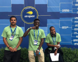 A Pathway to Employment at the US Open