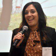 Jaye Corvino, HSBC's Manager for Volunteerism, Engagement, and U.S. Corporate Sustainability
