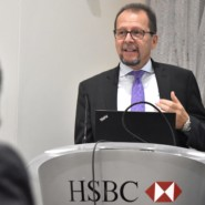 Marco Damiani said that AHRC NYC values corporate partnerships like the one recently established with HSBC