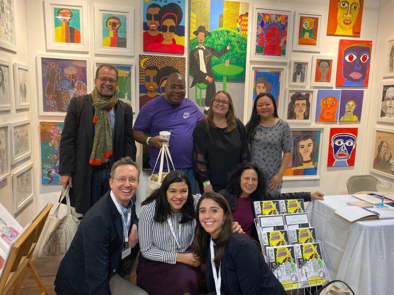 Ahrc Nyc Artists Exhibit At The Other Art Fair Ahrc New York City