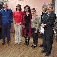 Alden Kaplan, Angelo Aponte, Nicole Malliotakis, Diane Savino, Laura Kennedy, Anne Gordon, Steve Towler, and a rep from Senator Andrew Lanza's office.