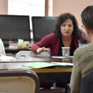 Senator Diane Savino provided numerous suggestions on how AHRC NYC and NYDA can maximize its message.