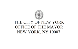 The City of New York Office of the Mayor