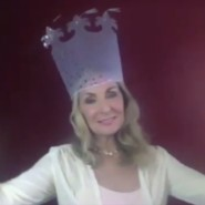 Judy McLane as Glinda, The Good Witch of the North